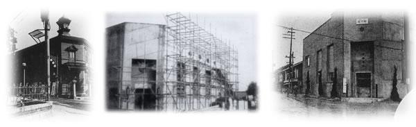 旧宇部銀行の歴史